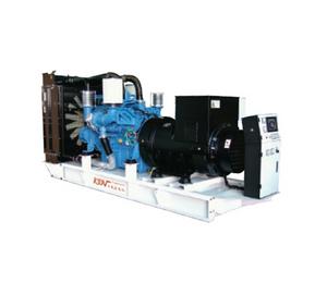 百威-奔驰系列发电机组-勃道机电设备