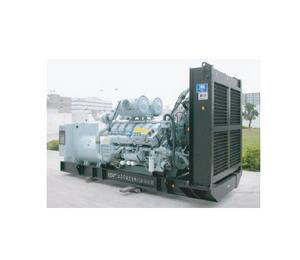 百威-帕金斯系列发电机组-勃道机电设备