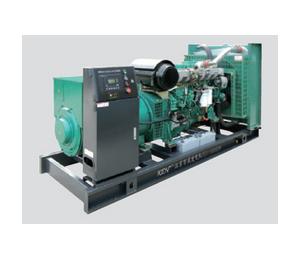 百威-玉柴系列发电机组-勃道机电设备