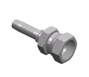 扣压式软管接头(日式