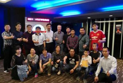 南宁东博国际五机电城、广西五金机电商会组织观看《厉害了,我的国!》后感