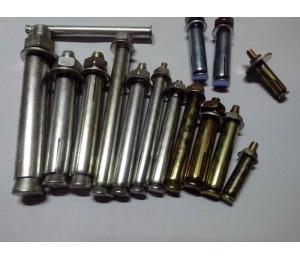 镀锌膨胀螺栓-南宁鑫诚机电设备