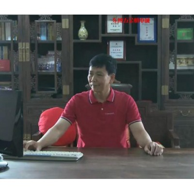 经济新观察人物专访:着眼东盟商机 他建立起广西最大五金机电平台